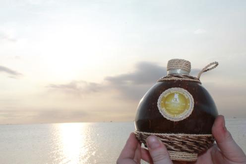 Coconut wine