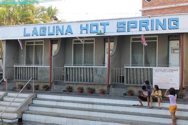 Laguna Hot Spring