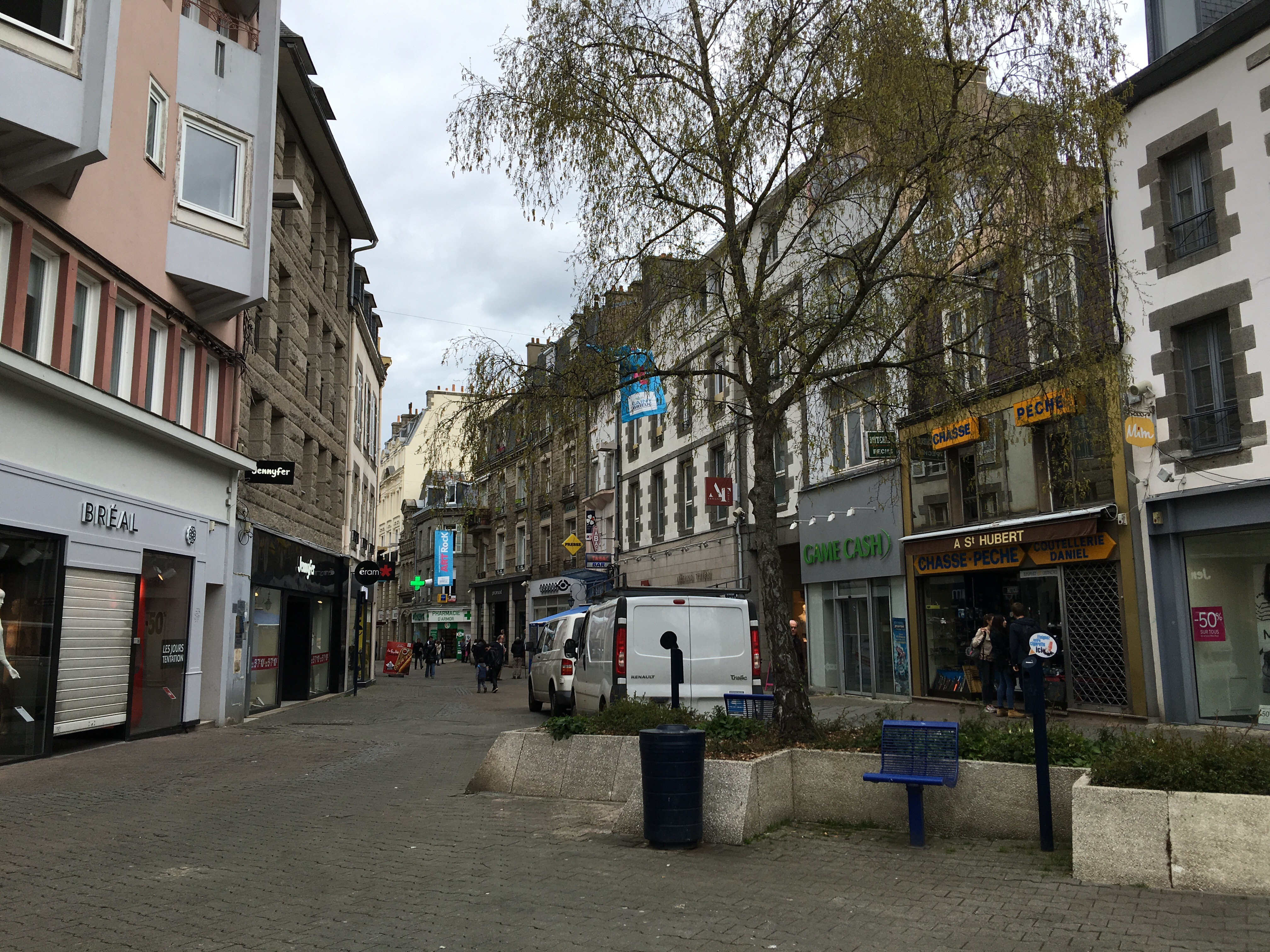 France: St. Brieuc – Daily Dose of Jam